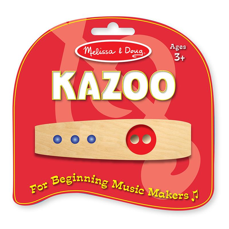 Wooden Beginner Kazoo - Happki