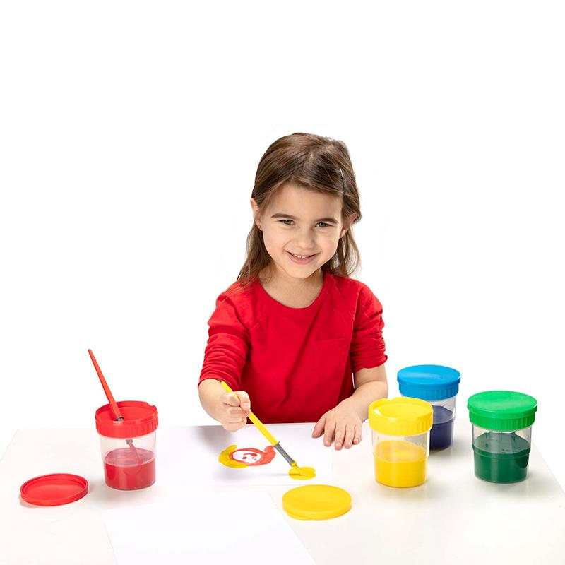 Spill-proof Paint Cups - Happki
