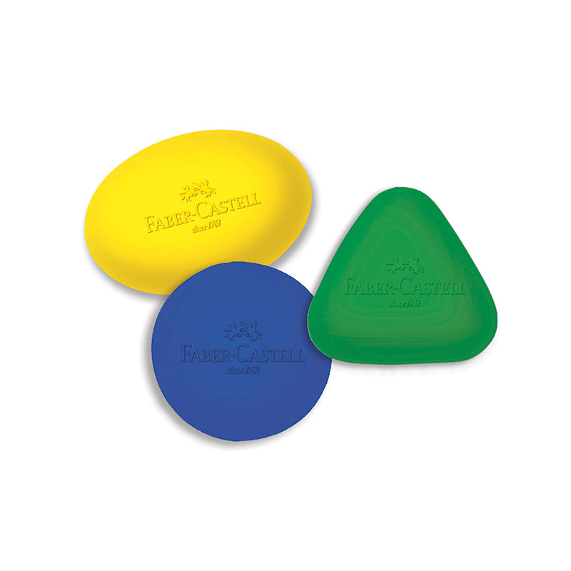 3ct Grip Eraser - Happki