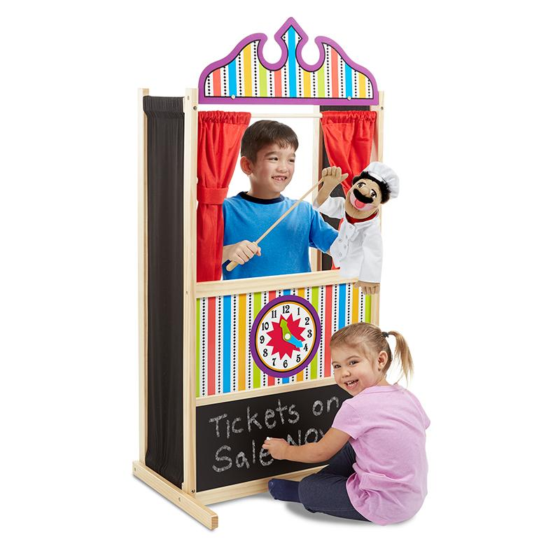 Deluxe Puppet Theater - Happki