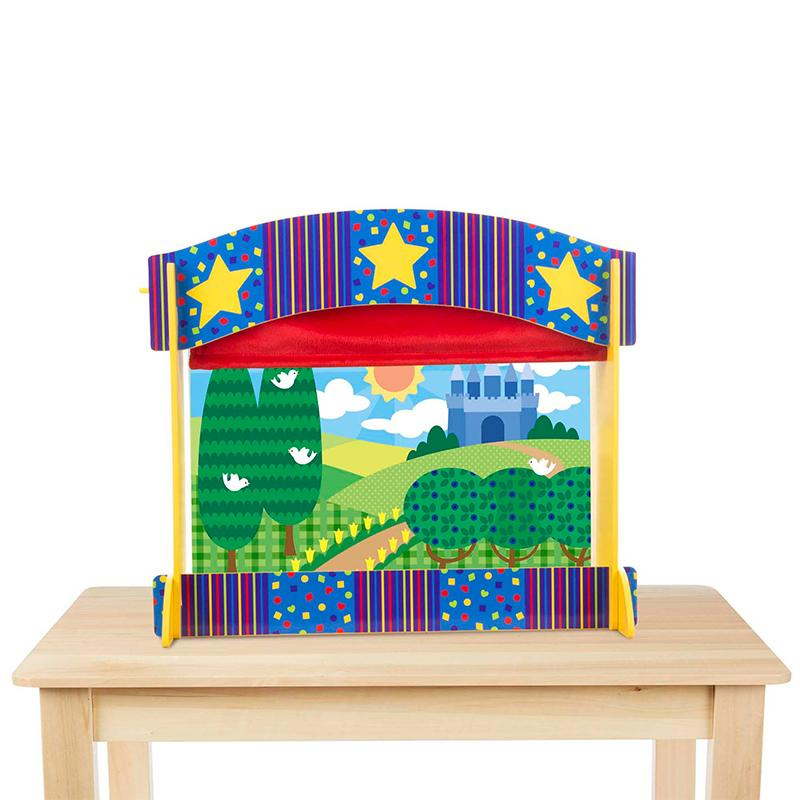 Tabletop Puppet Theater - Happki