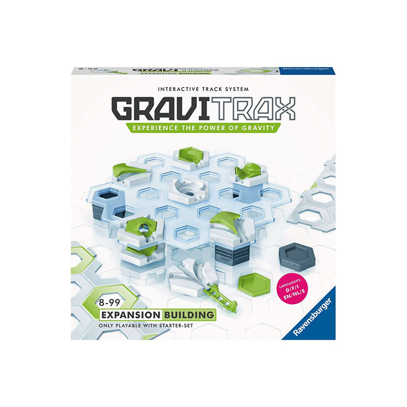 GraviTrax Building Expansion Pack - Happki