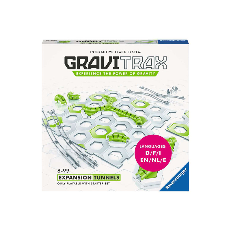GraviTrax Tunnel Expansion Pack - Happki