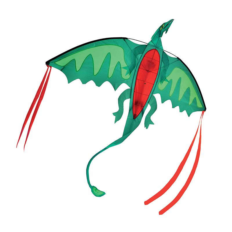 Winged Dragon Shaped Kite - Happki