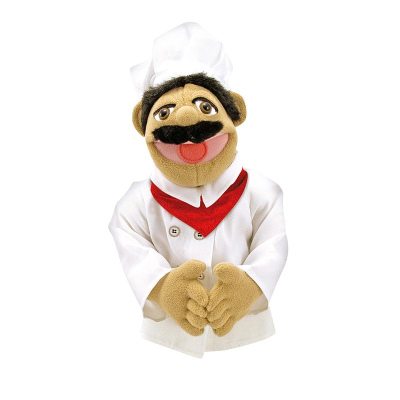 Realistic Chef Puppet - Happki