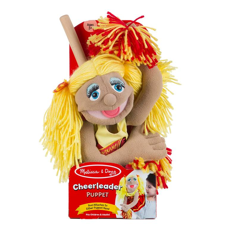 Cheerleader Puppet - Happki