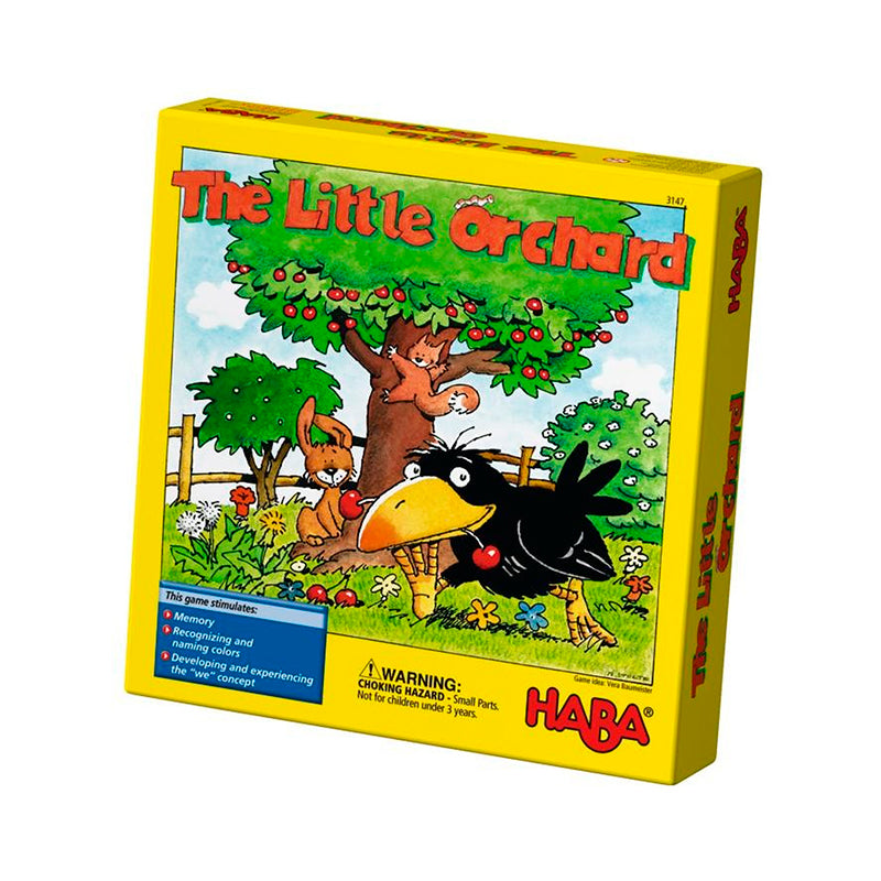 The Little Orchard Game - Happki