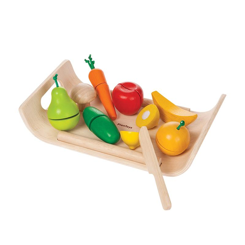 Assorted Fruit & Vegetable - Happki