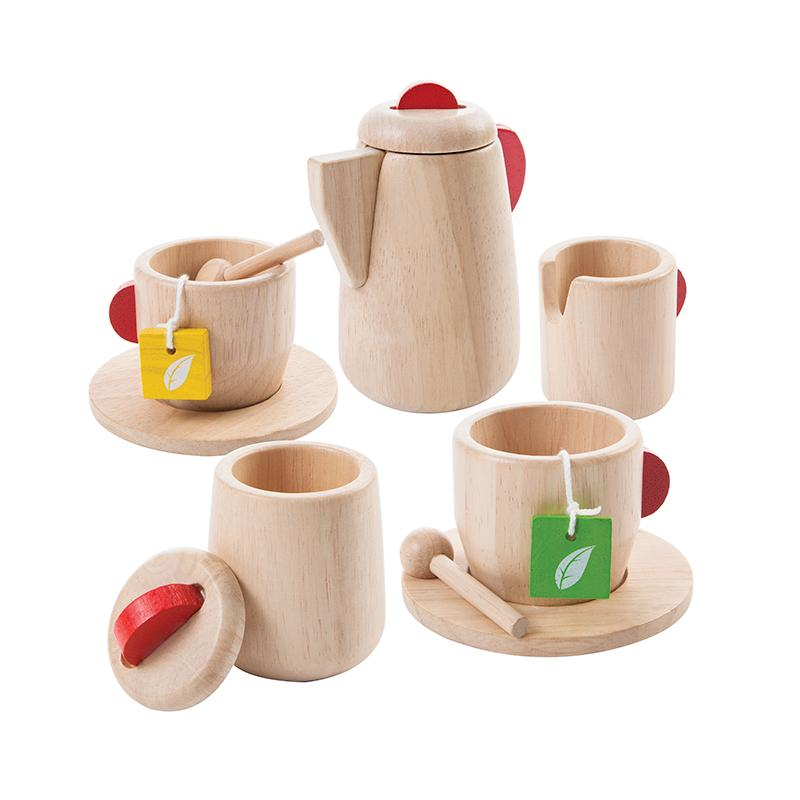 Tea Set - Happki
