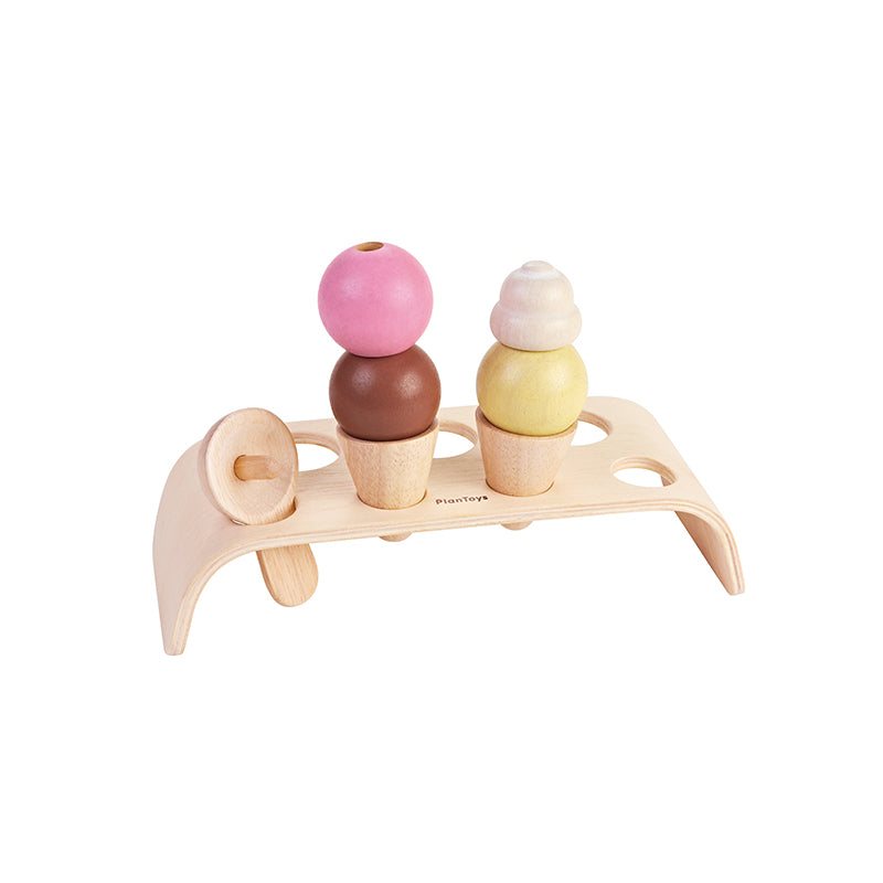 Ice Cream Set - Happki