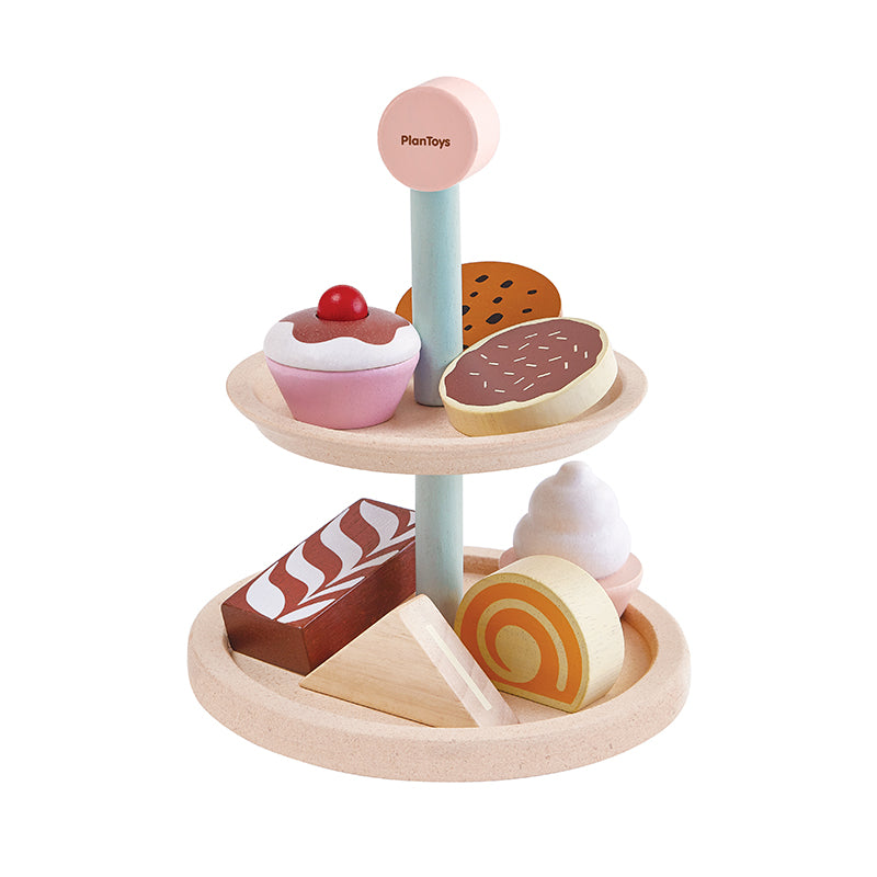 Bakery Stand Set - Happki