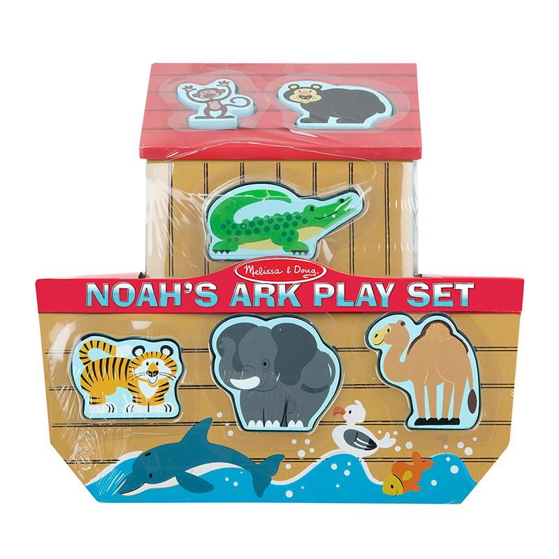 Noah's Ark Play Set - Happki