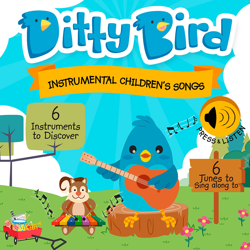 Ditty Bird - Instrumental Songs - Happki