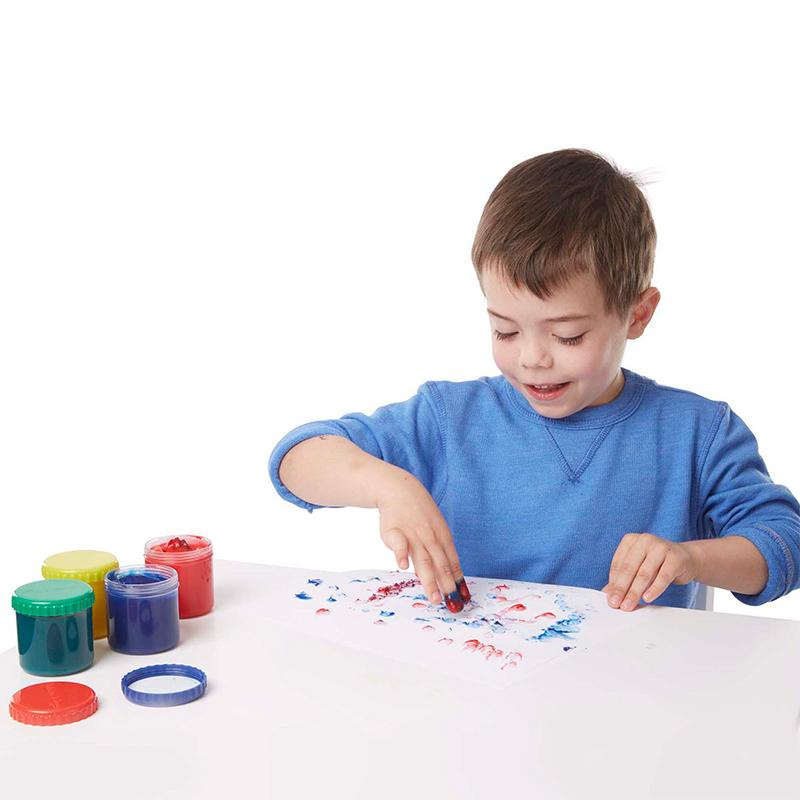 Finger Paint Set - Happki