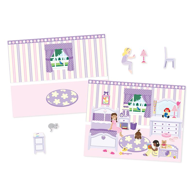 Reusable Sticker Pad - Play House! - Happki