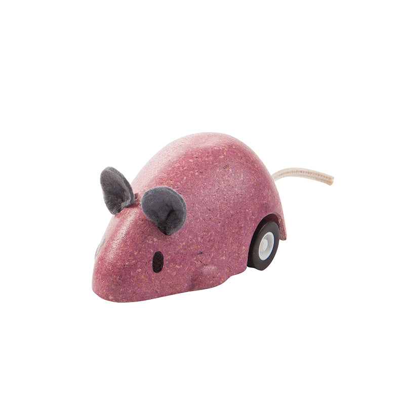 Pink Moving Mouse - Happki