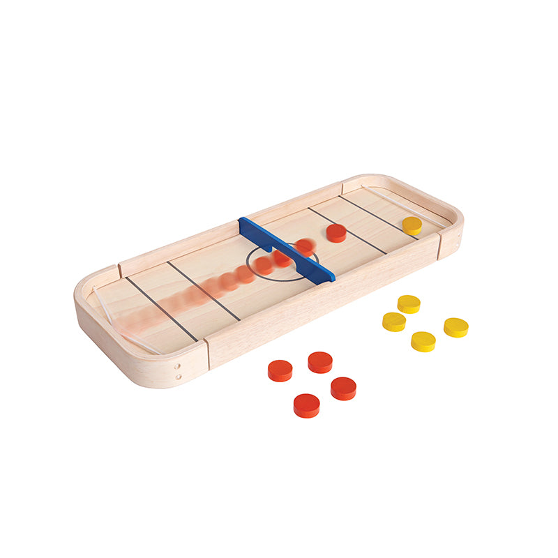 2-in-1 Shuffleboard Game - Happki