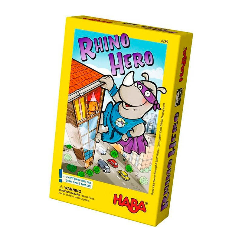 Rhino Hero - Happki