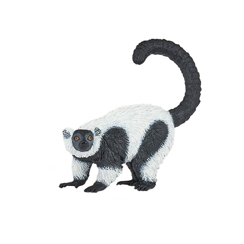 Ruffled Lemur - Happki