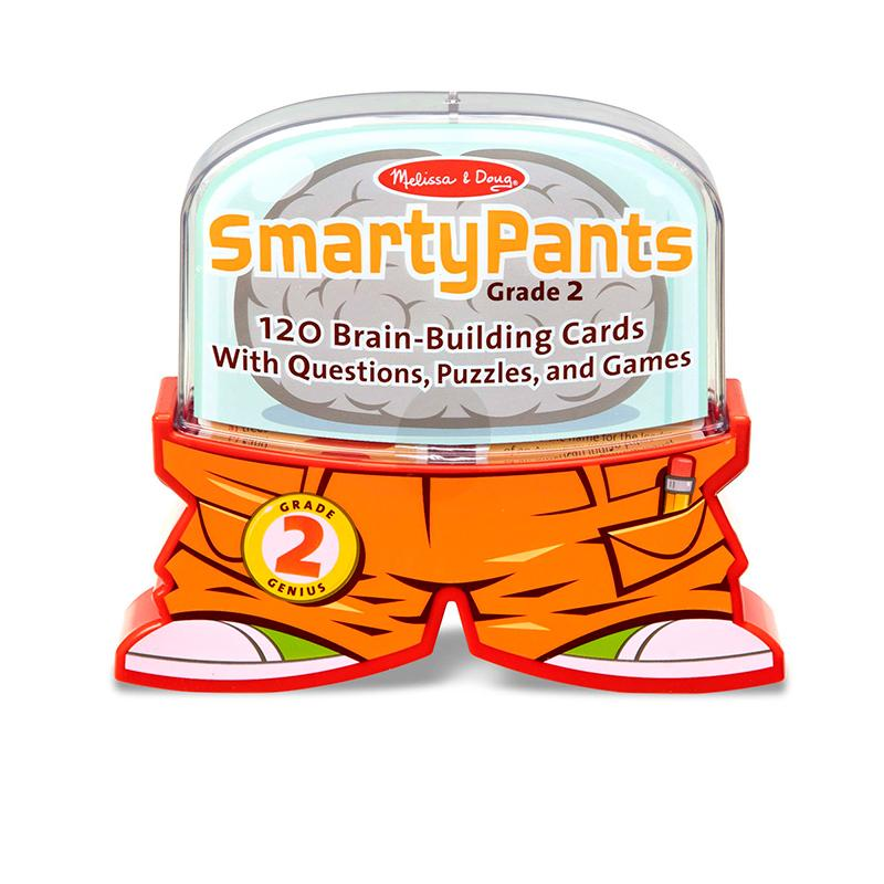 Smarty Pants - 2nd Grade Card Set - Happki