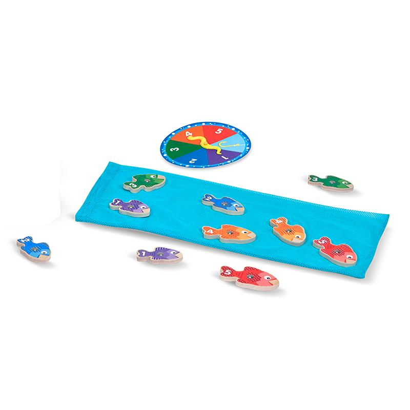 Catch & Count Magnetic Fishing Rod Set - Happki