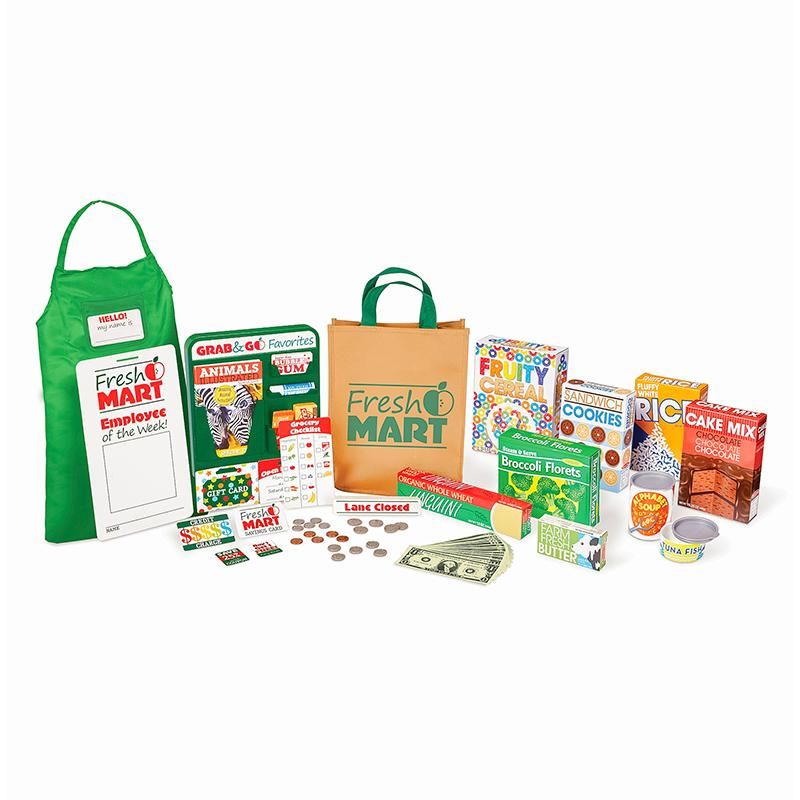 Fresh Mart Grocery Store Companion Collection - Happki