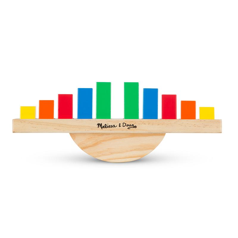 Rainbow Balance Classic Toy - Happki