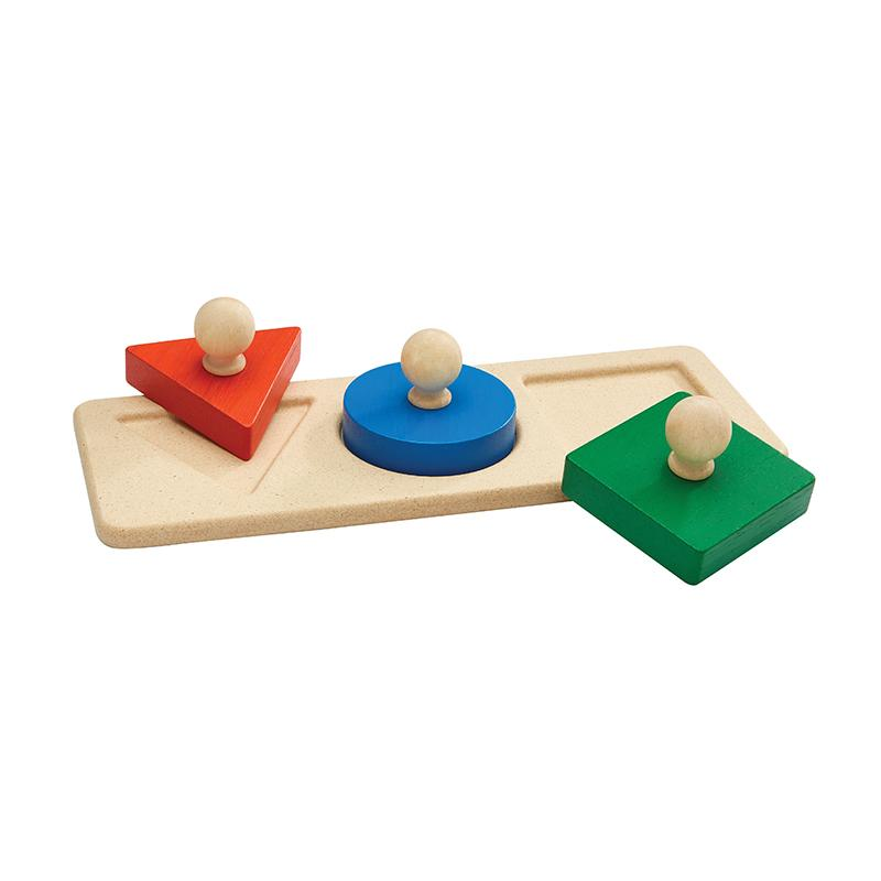 Shape Matching Puzzle - Happki