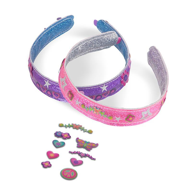 Created by Me! Headbands Design and Decorate Craft Kit - Happki