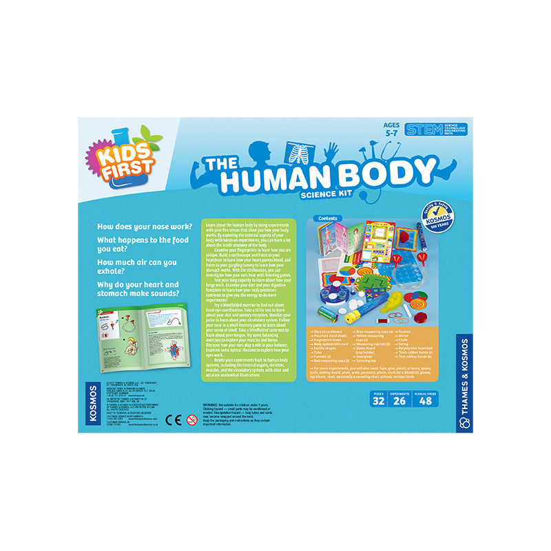 The Human Body - Happki