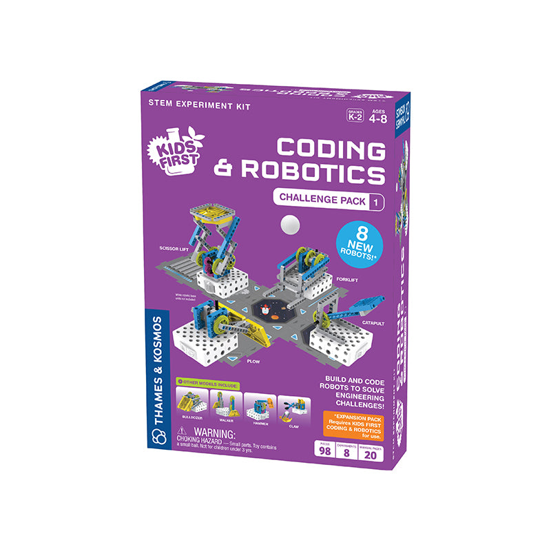 Kids First Coding & Robotics Challenge Pack - Happki
