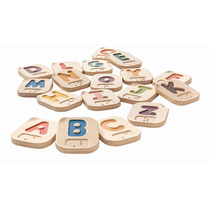 Braille Alphabet A-z - Happki