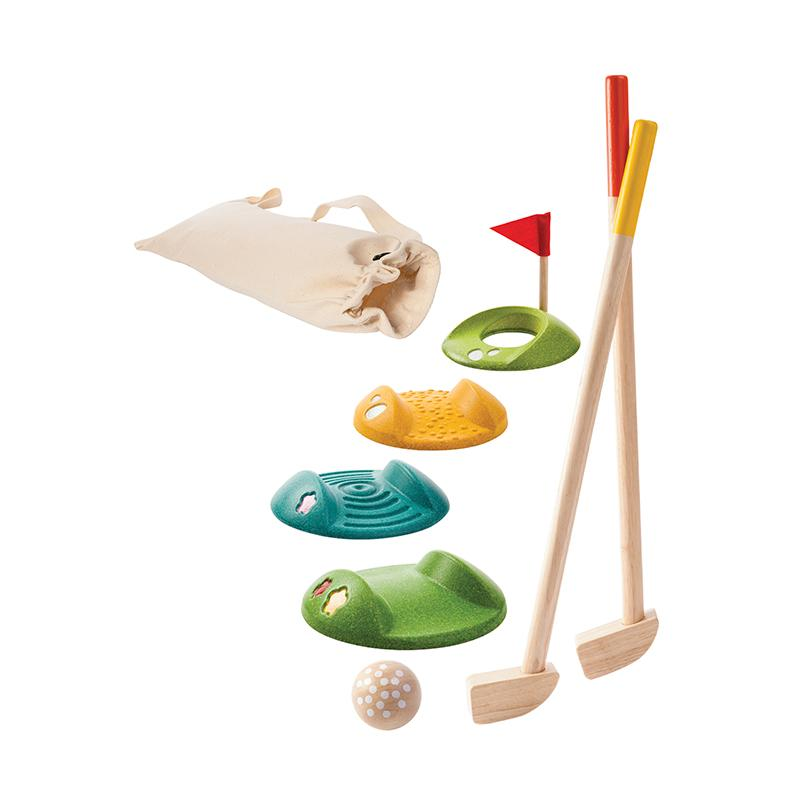 Plan Toys Mini Golf - Full Set