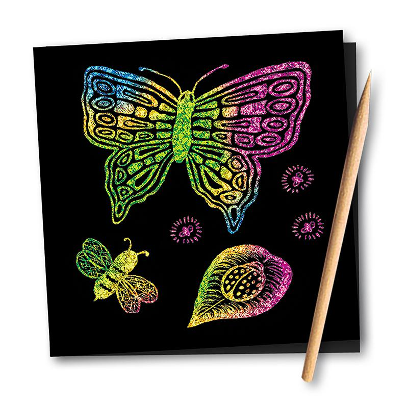 Melissa and Doug Scratch Art® Doodle Pad Book