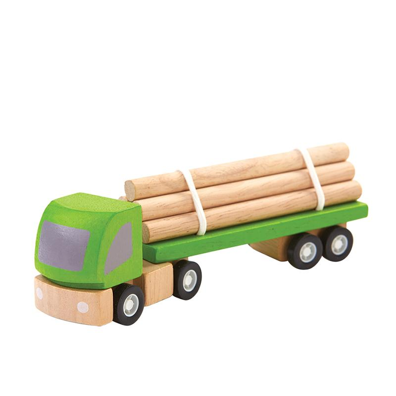 Logging Truck - Happki