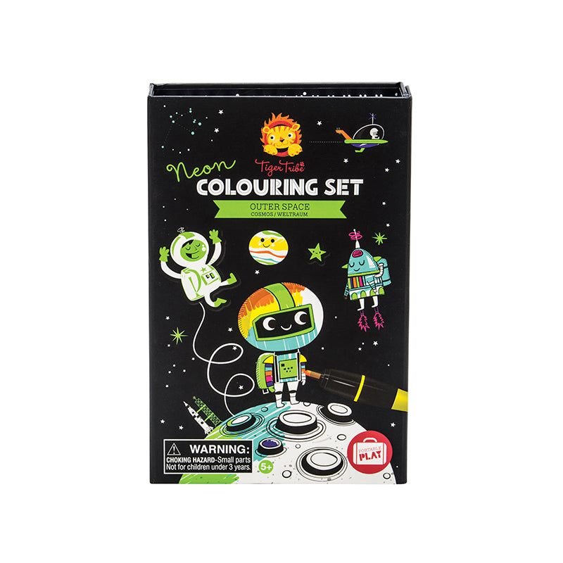 Neon Color Set - Outer Space - Happki