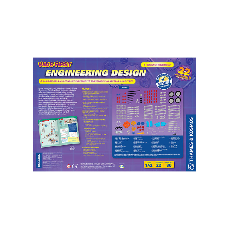 Kids First Engineering Design - Happki