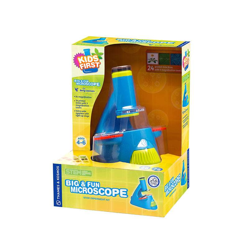 Kids First Big & Fun Microscope - Happki