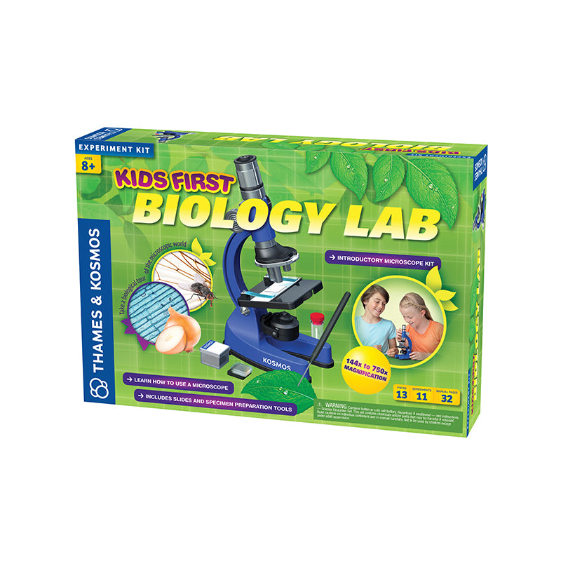 Kids First Biology Lab - Happki