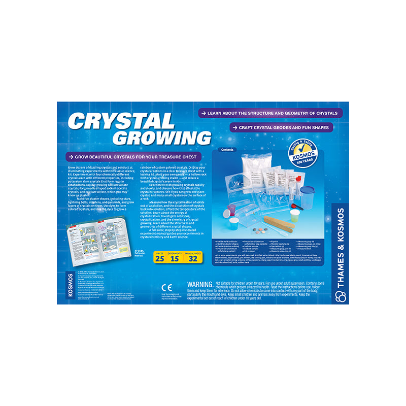 Crystal Growing - Happki