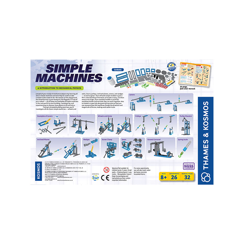 Simple Machines - Happki