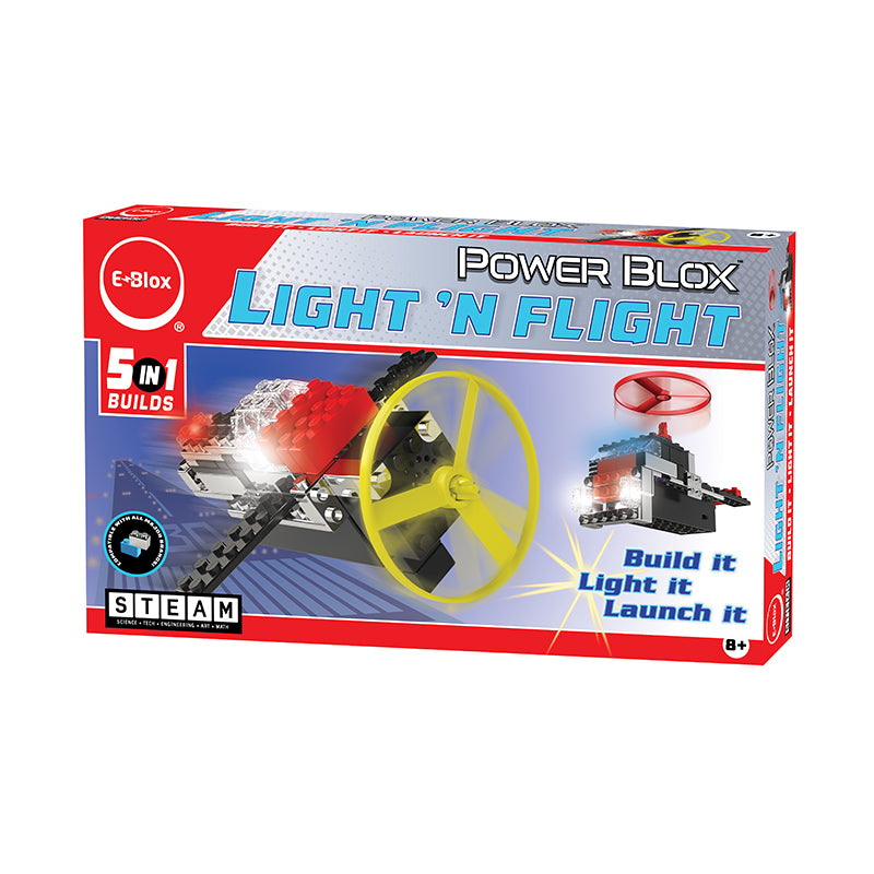 Power Blox Light n' Flight - Happki