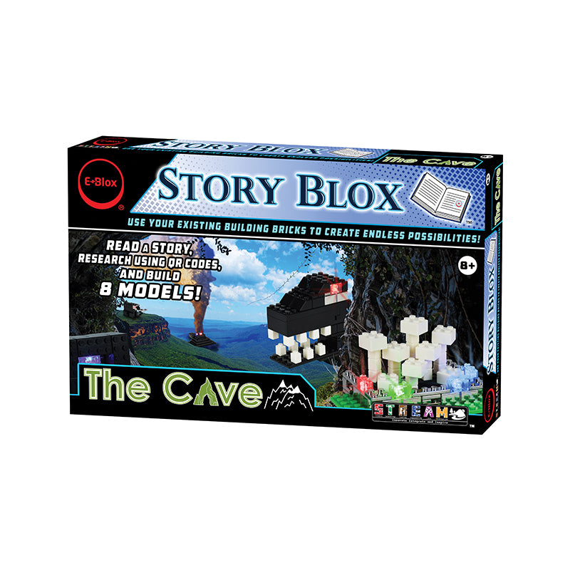 E-Blox The Cave Story Blox - Happki