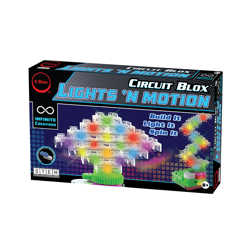 Circuit Blox Lights 'n Motion - Happki