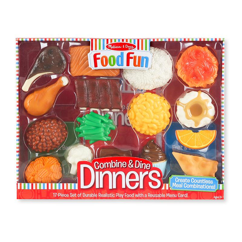 Combine and Dine Dinners - 17-piece set - Happki