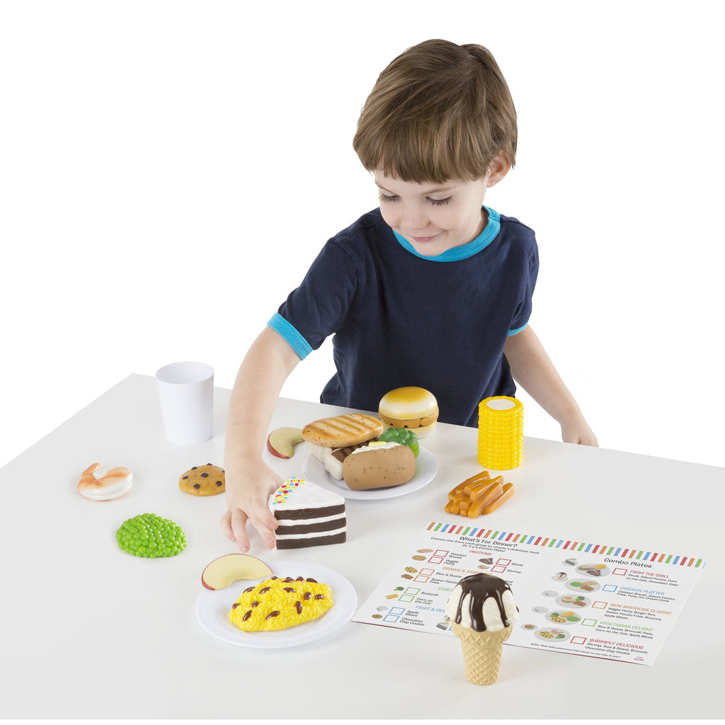 Combine and Dine Dinners - 18-piece set - Happki