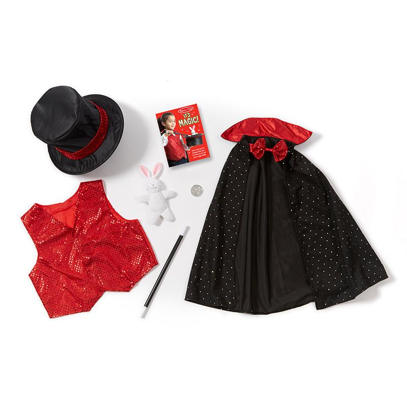 Magician Role Play Costume Set - Happki
