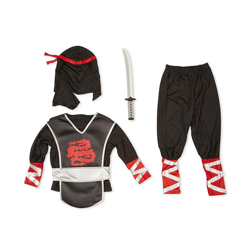 Ninja Role Play Costume Set - Happki