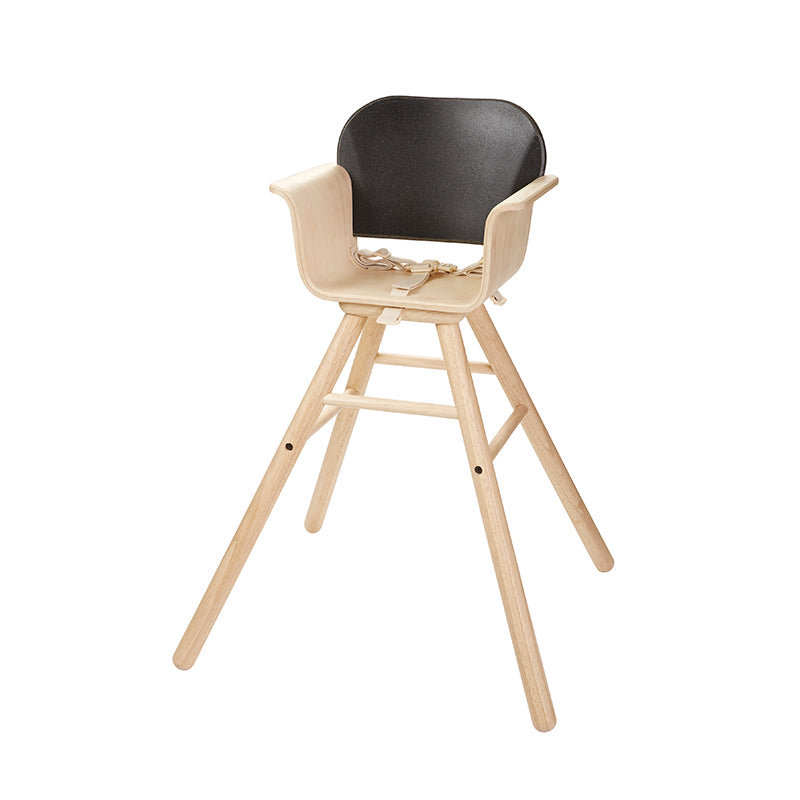 High Chair - Black - Happki