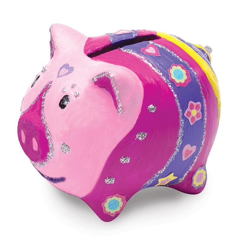Created by Me! Piggy Bank Craft Kit - Happki